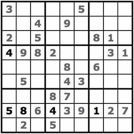 spiele sudoku kostenlos