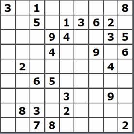 sudoku kostenlos jetzt spielen